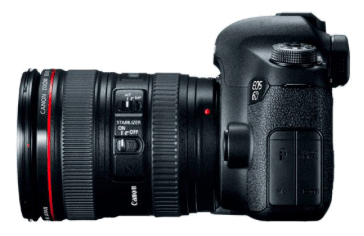 Top rated Canon cameras for advanced photographers