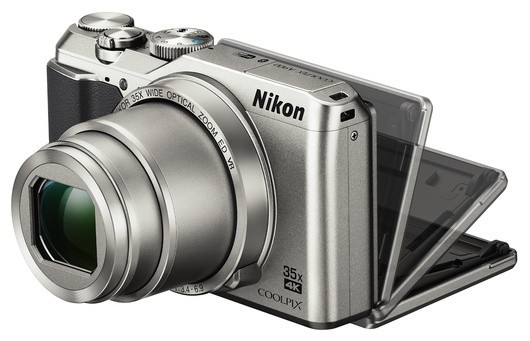 Best cheap digital cameras under $500 to buy in 2018 - Nikon A900 mini review