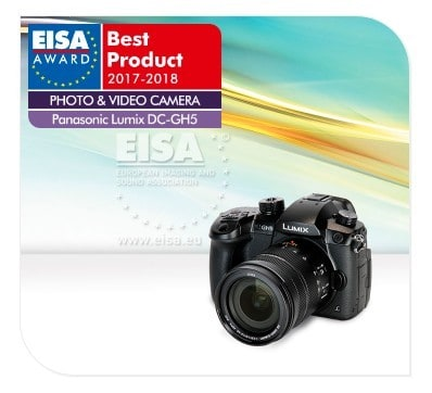 The best digital cameras of 2018 - Panasonic Lumix DC-GH5 is the best photo and video camera according to EISA