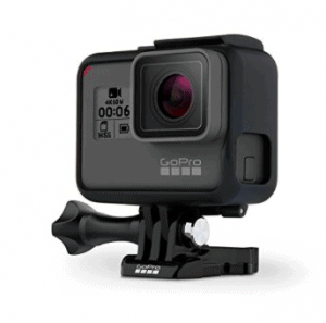 GoPro Hero6 is a great camera for adventures on a vacation