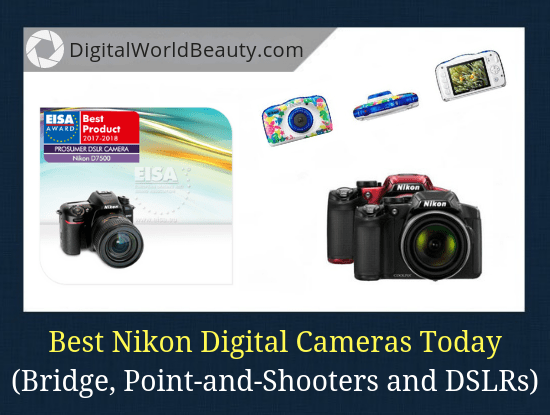 Nikon camera list 2019: The best digital cameras right now (Coolpix and DSLRs)