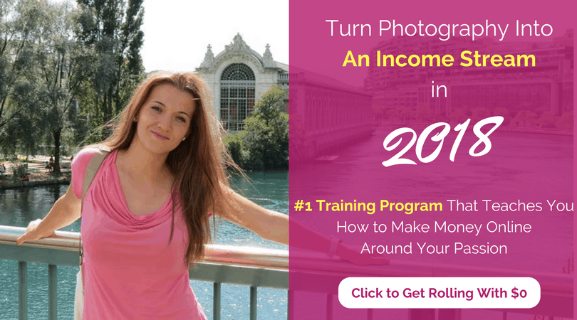 7 ways how you can make money with photography in 2018