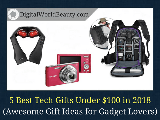 5 Best Tech Gifts for Christmas 2018: Surprise Your Gadget Lover!
