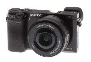 Best mirrorless camera for vacation, trip, travel