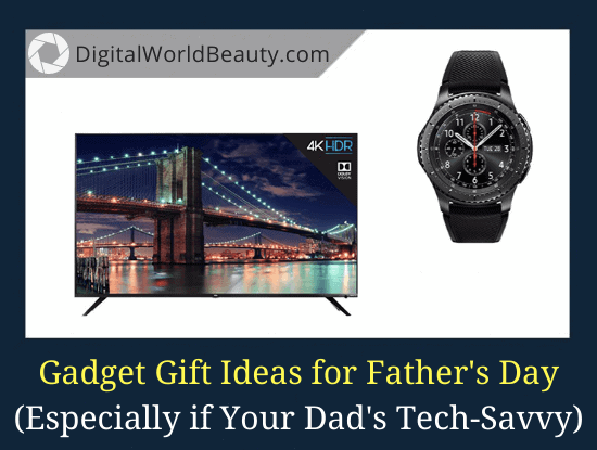 Best Gadget Gift Ideas for Father's Day This Year
