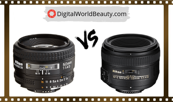 Nikon AF vs  AF-S Lenses: What's The Difference? (A Bit of History)