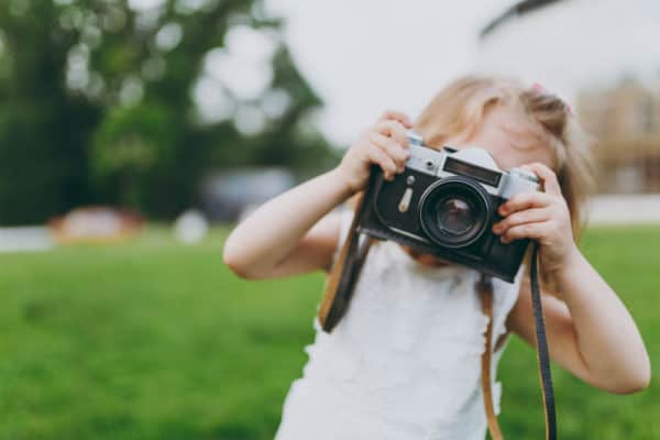 What is the best camera for kids to use? Check out these 5 top-rated digital cameras for children.