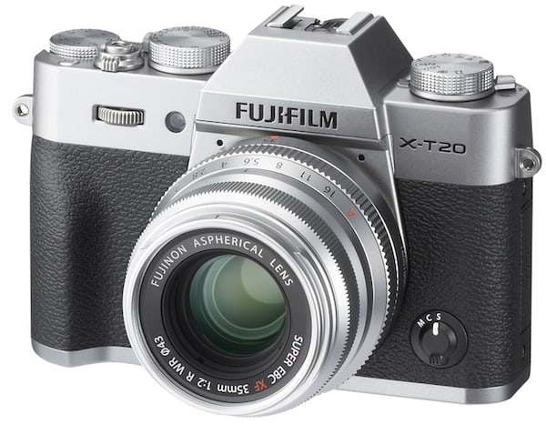 Our 2018 review of Fujifilm X-T20 mirrorless camera