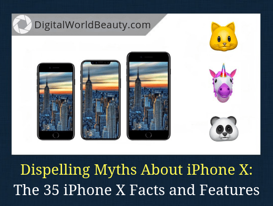 35 Facts About iPhone X (Definitive Features List)