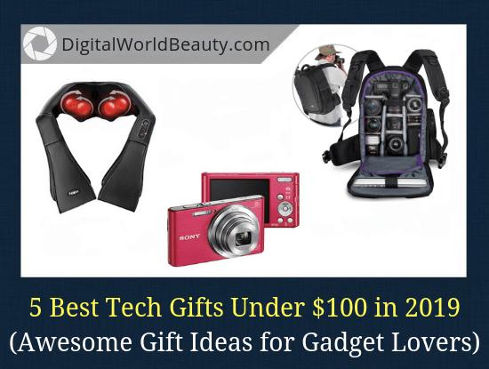 5 Best Christmas 2019 Tech Gifts Under 100 Updated List