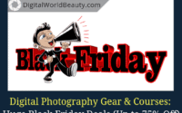 Digital Photography Black Friday and Cyber Monday Deals 2018