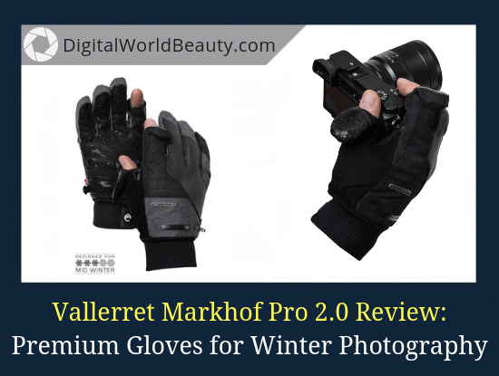 Markhof Pro 2.0 is one of the best photography gloves from Vallerret (review).