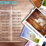 Image Size and Resolution: Guide to Standard Photo Print Sizes