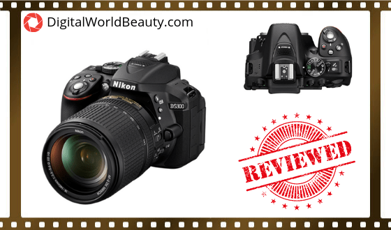 My full review of Nikon D5300 with video and lens recommendations (updated in 2019).