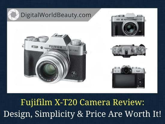 Fujifilm X-T20 Review 2021