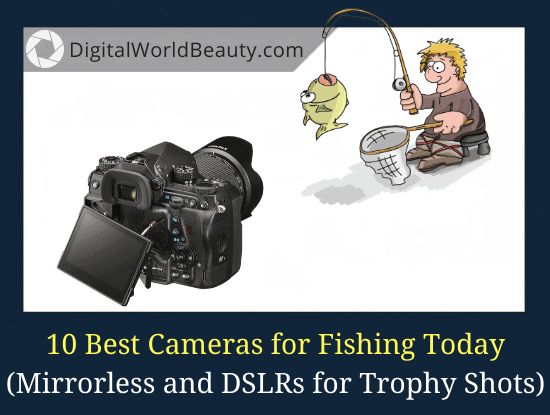 10 Best Cameras for Fishing Photography (2021)