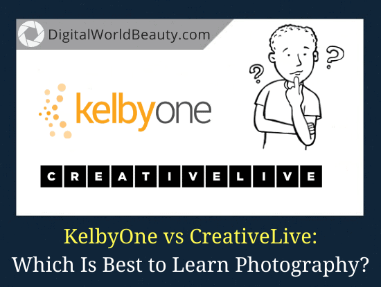 Kelby vs CreativeLive (Photography)