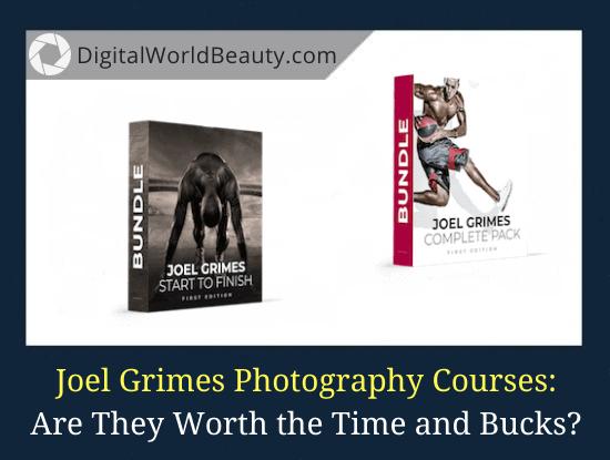 Joel Grimes Photography Course Reviews