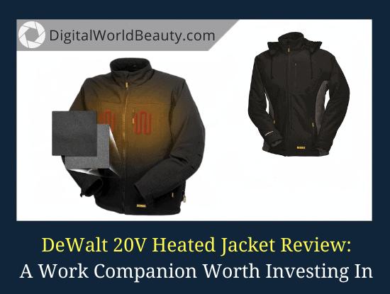 DeWalt 20V Heated Jacket Review