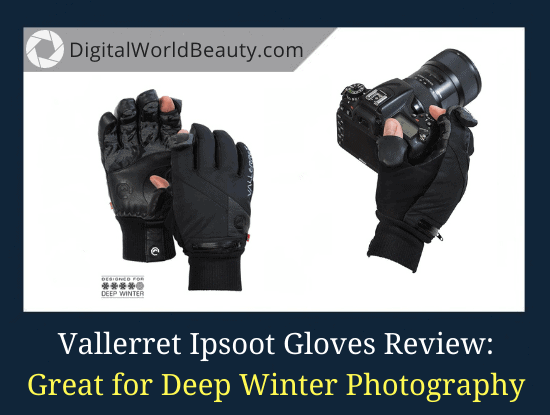 Vallerret Ipsoot Photography Gloves Review