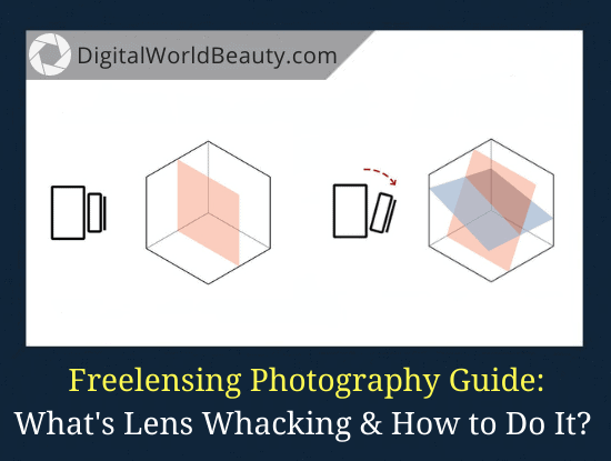 What Is Freelensing/Lens Whacking? How to Do Freelensing Photography? (Guide)