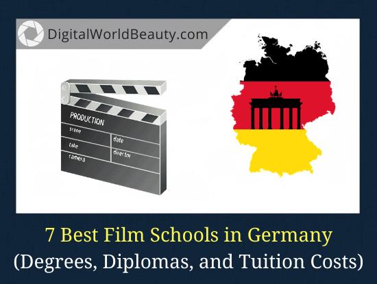 Best Film Schools in Germany 2021
