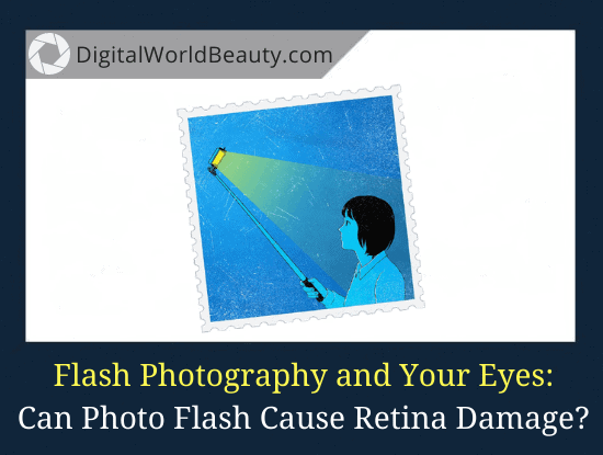 Can Flash Photography Damage Eyes? (Yours, Baby's or Pet's Eyes)