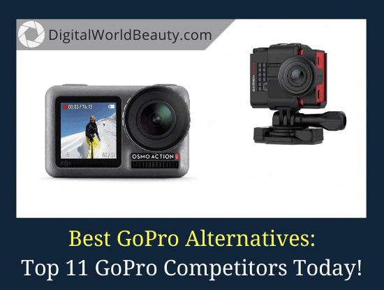 Best GoPro Alternatives (2021)