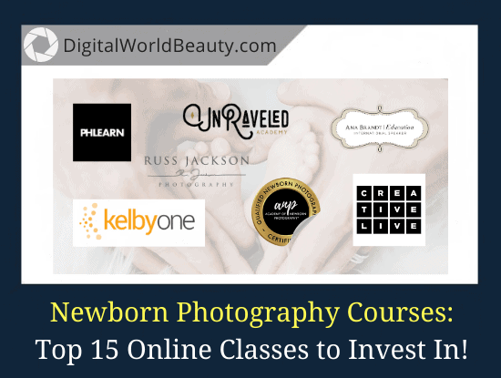 15 Best Newborn Photography Courses in 2021!